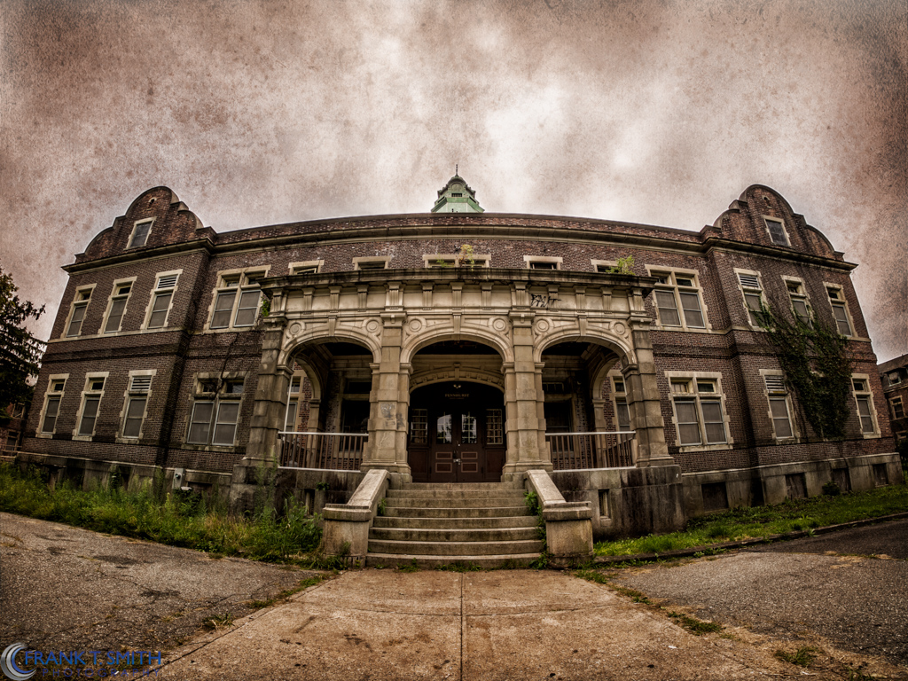 Pennhurst State School & Hospital | Frank's Photography Blog